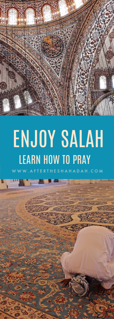 salah - how to pray