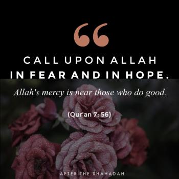 call upon allah